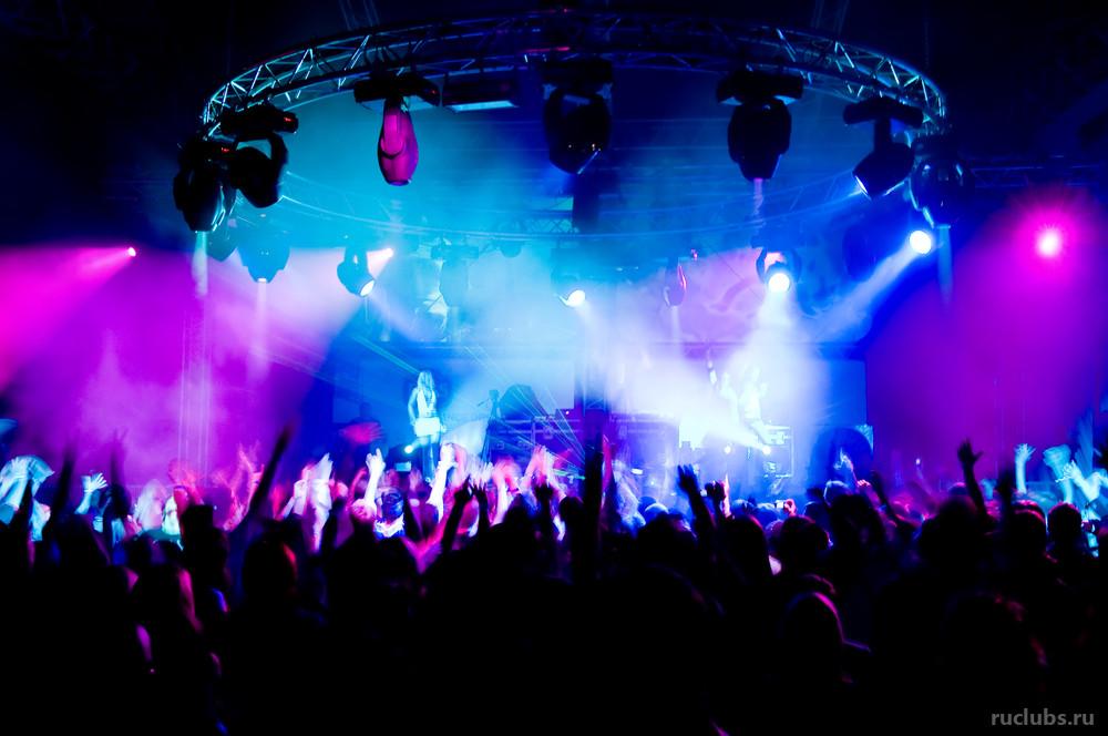 Какие бывают виды ночных клубов?
