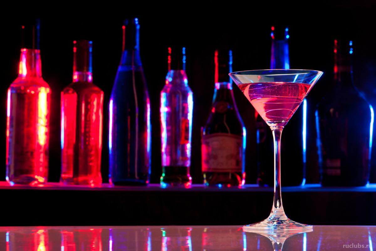 Самые необычные барные коктейли